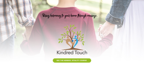 Kindred Touch Project Featured Image.